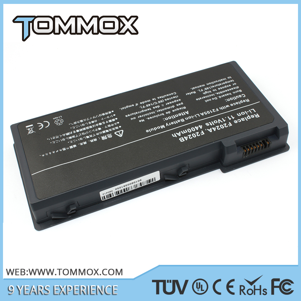 rechargeable 14.4/14.8v laptop li-ion 18650 battery for hp F2024A