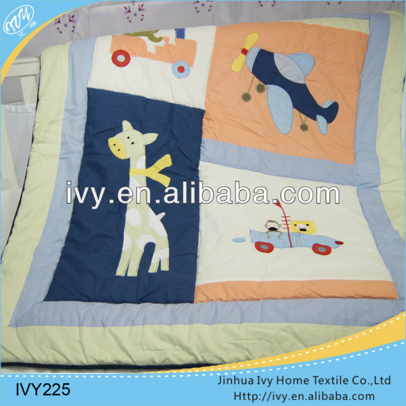 Comfort infant bedding garden villa nursing home