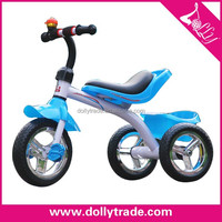 Plastic Ride On Car for Kids Baby Tricycle