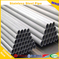 alibaba express high quality building materials SUS 430 stainless steel welded pipes