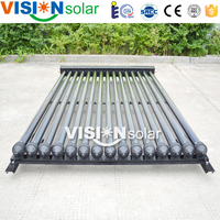 Solar heat pipe collector as stock tank heaters exporting from China