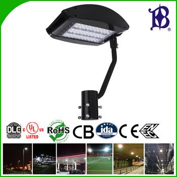 7-7-10 Years Warranty Ip66 100w Led Park Light Fast Deliver