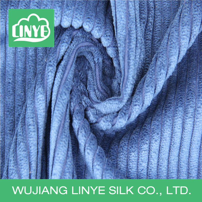 hot sell 4 wale corduroy upholstery fabric for antique furniture