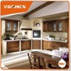 Professional manufacture solid wood and plywood kitchen cabinet