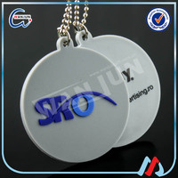 Factory supply 3d floating key chain with your own design