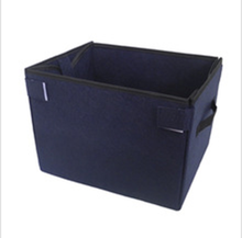 Manufacture of felt clothes toy storage organizers storage box ,Folding Storage cubes