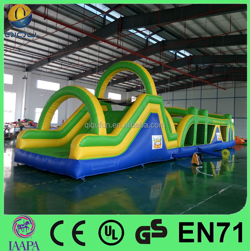 Hot selling giant inflatable floating water slide for amusement park