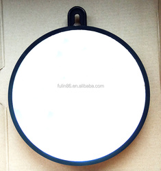 factory cheap price plastic wall mirror large / magnification bath mirror