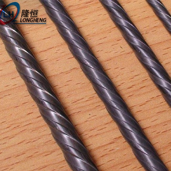 4mm 5mm 6mm 7mm 8mm high tensioned plain and spiral surface 1670mpa pc wire pc steel wire