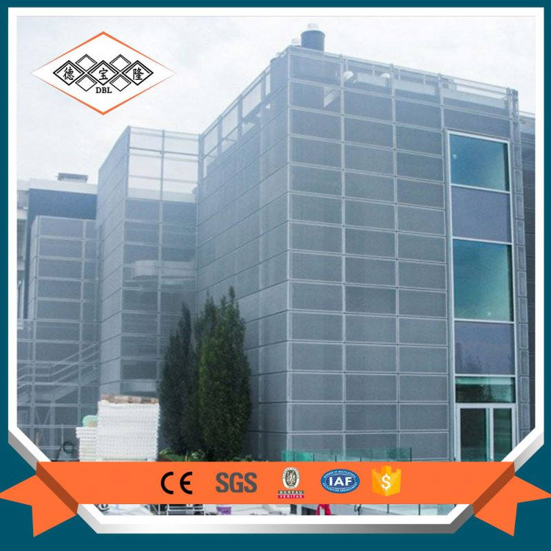 Construction Materials Exterior Durable Decorative Artistic Facade Panel