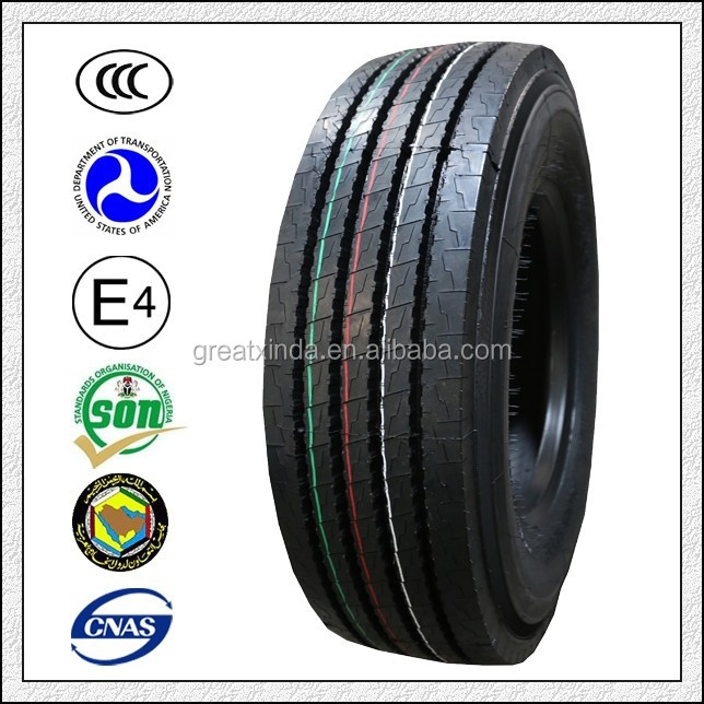 2015 China tire factory manufacturer R19.5 high technology radial tire 225/70R19.5 245/70R19.5 265/70R19.5 285/70R19.5