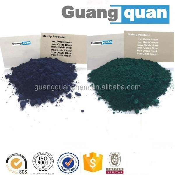 Excellent light resistance micronized iron oxide red