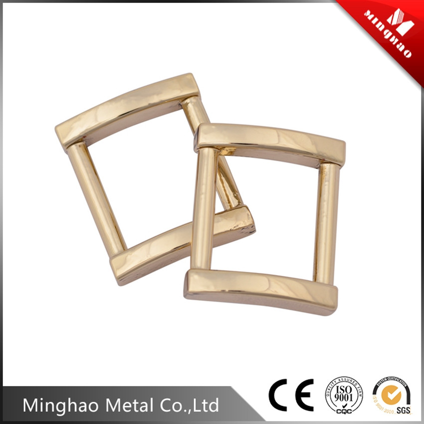 Fishion metal square belt buckle for watch buckle