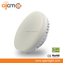 5W Dimmbar GX53 led cabinet light 7w gx53 lamp jewellery light dimmer