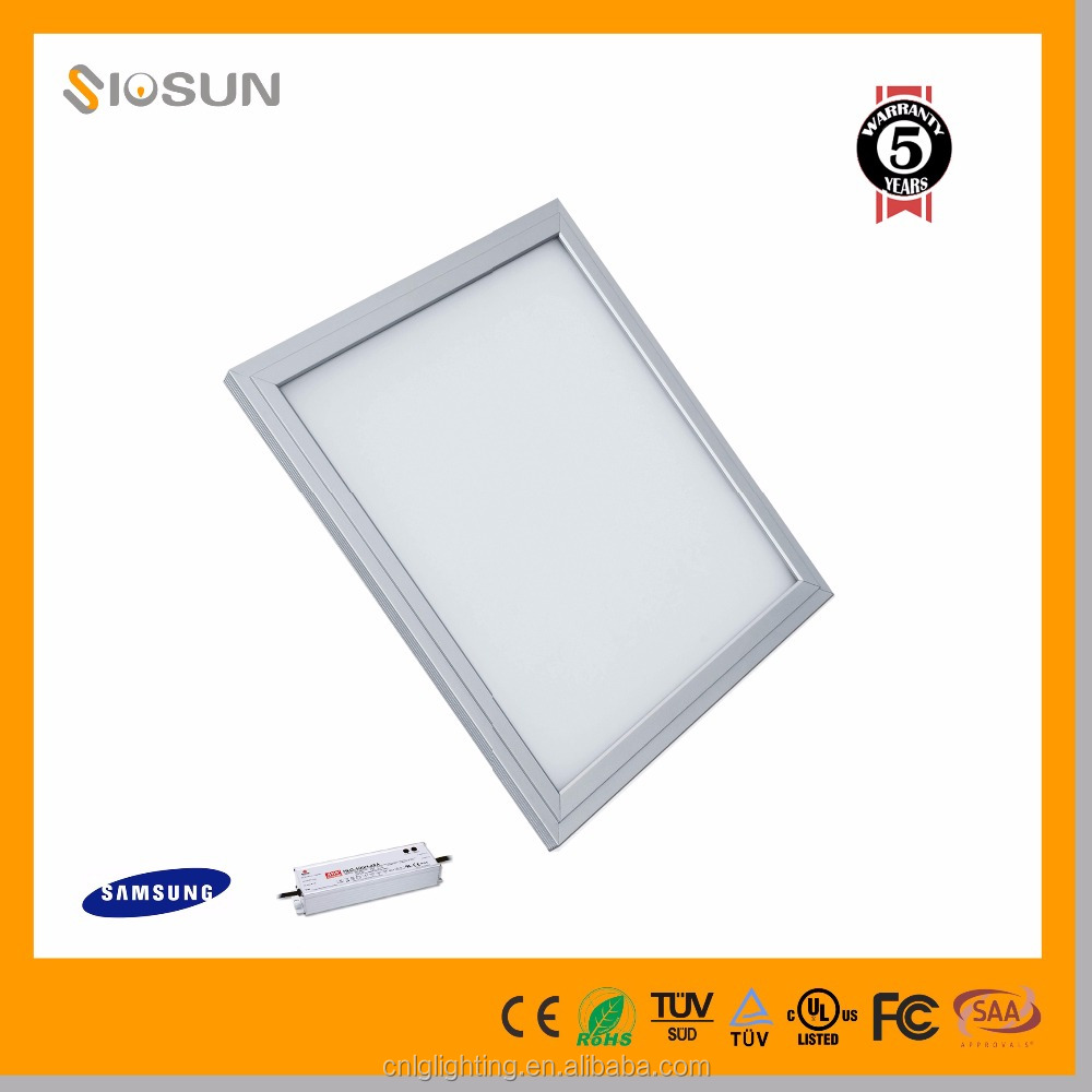 Energy-saving commercial 18w super slim led panel lamparas de techo 18w Square Led Panel Light