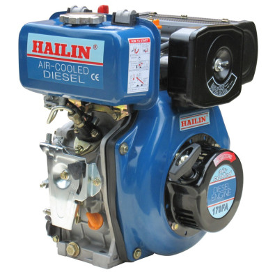 Diesel engine 10hp 4 stroke electric/manual starter