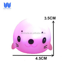 Kids loved sea lion small led capsule toy for vending machine