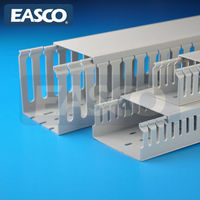 EASCO Wiring Accessories Features Halogen Free , PVC Cable Ducts