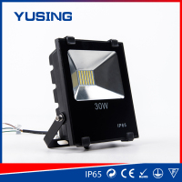 Strong and beautiful waterproof smd outdoor wireless floodlight camera 30w