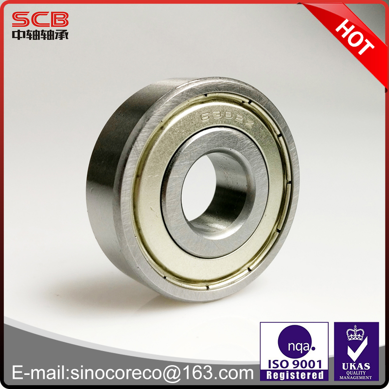6302 6302ZZ 6302-2RS 6302N 15*42*13mm Single row deep groove ball bearing