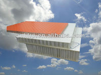 ANLI PLASTIC fireproof reinforced exterior wall insulation board