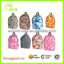 cute student anime school bags and backpacks