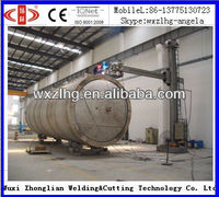 4 meters automatic pipe welding column and boom