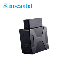 Sinocastel OBD2 Sim Card Gps Tracker With Diagnostic Function