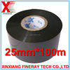 Xinxiang Fineray hot foil stamping factory fc2 fc3 Black 25mm*100m resin ribbon thermal foil