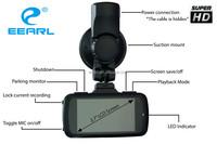 Ambarella A7 GPS Tracking Systems HD 1080P 30fps Radar Detector Car DVR/Camera