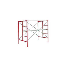 TSX-HF2184 door type step gate open end frame scaffold