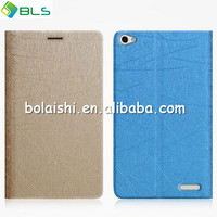 PU Smart cover and stand for huawei mediapad x1 case