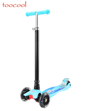 TK01 Hot selling Kids Kick Scooter Child Kick Scooter With Big Wheel