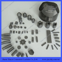 china tungsten price of one-end chamfer with tungsten carbide raw material manufacturer