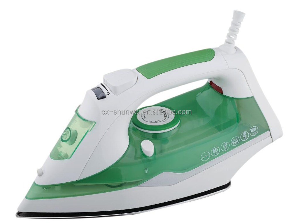 2017 newest full function steam iron home appliance electric iron