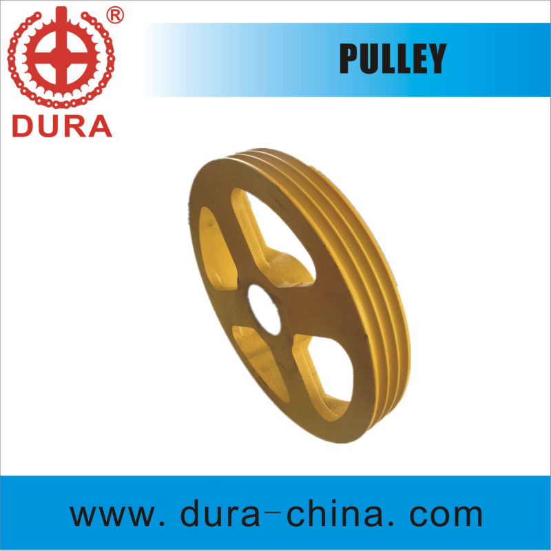 Pulley Cast iron Transport equitment parts