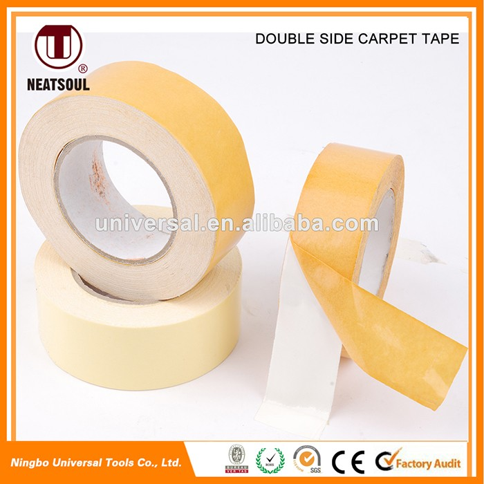 Wholesale carpet heat resistant double sided tape