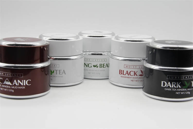 High quality ceramics cosmetics jar wholesale sold on Alibaba