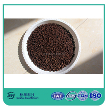 granular water soluble fulvic acid fertilizer