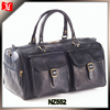 Genuine Leather Travel Bag Leather Men Bag Duffle Bag