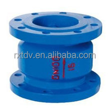 double butterfly check valve fire fighting equipment