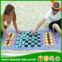 Manufacturering Wholesale Top Quality Microfiber Towel Beach