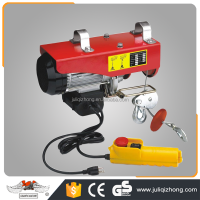 PA300 Mini Electric Wire Hoist With Trolley