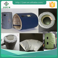 Silicone Rubber Fiberglass Fabric For Fireproof