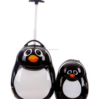 Cartoon Penguin Shape Travel Bag For