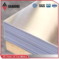 Best quality of china manufacturer aluminum sheet metal with competitive factory price