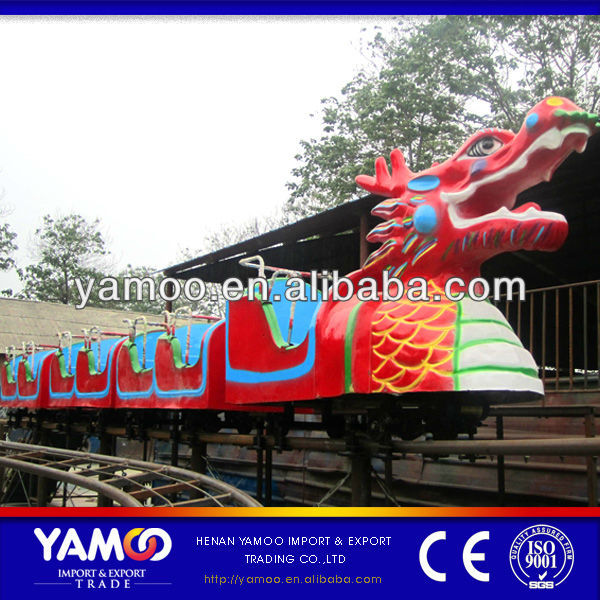 carnival rides, dragon rides roller coaster,dragon slide for sale