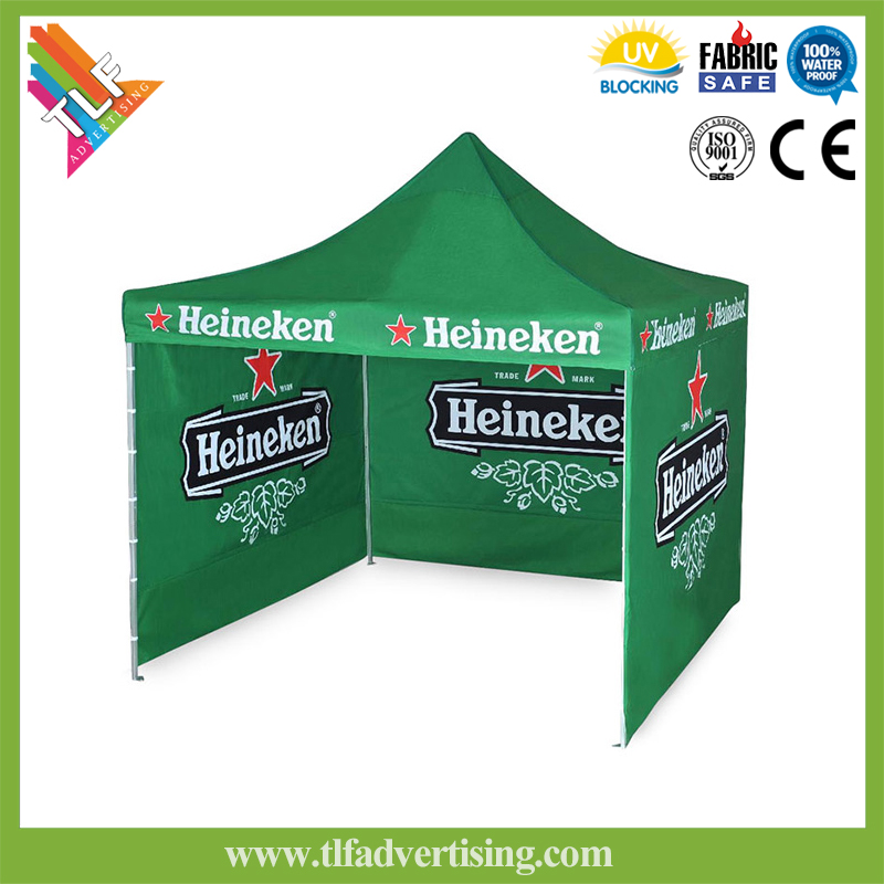 3x3 3x4.5 3x6m Trade Show Hex50mm car cover tent canopy For Sale