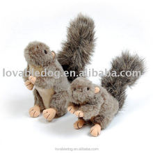 New pet products dog toys cute plush Squirrel talking pet toys
