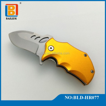 Small Pocket Knife Folding Knife Mini Tactical Knife with Belt Clip